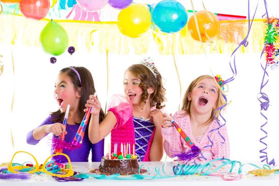 födelsedagsfest med utklädning